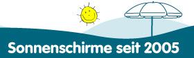 Sonnenschirm Druck bedruckte Schirme Schweiz Druckerei Werbung Restaurant Terrasse Gartenwirtschaft