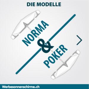 NORMA POKER SONNENSCHIRME
